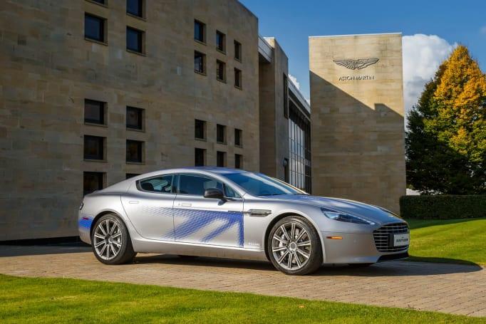 James Bond's next Aston Martin might be electric