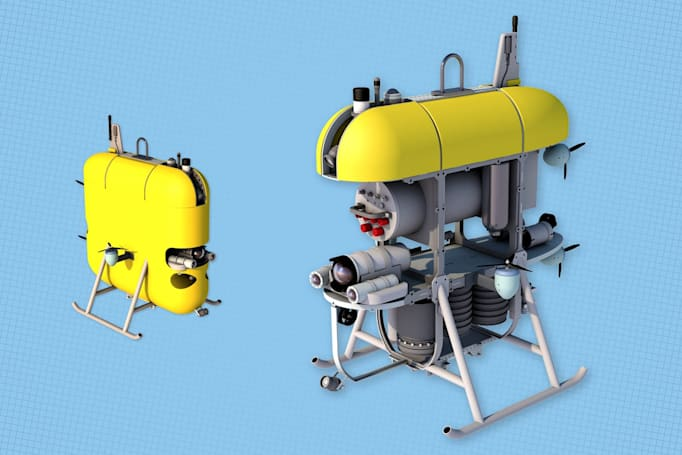 Sneaky deep sea robot will take pics of fish without spooking them
