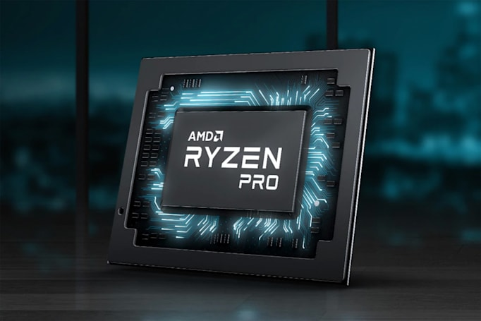 AMD's latest Ryzen Pro chips bring Vega graphics to work laptops