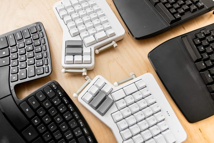 The best ergonomic keyboard