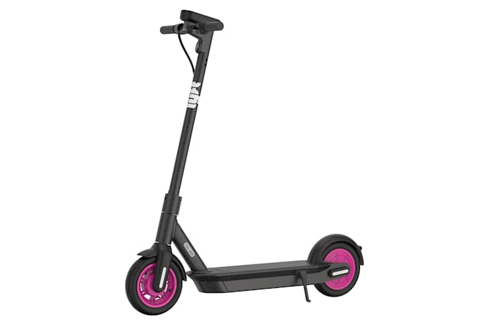 Lyft built a scooter for sharing that's tougher and more comfortable