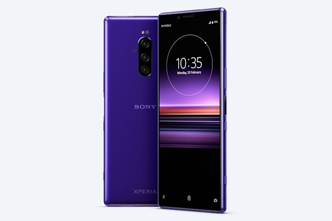 Xperia 1 pre-orders come with Sony's latest premium headphones