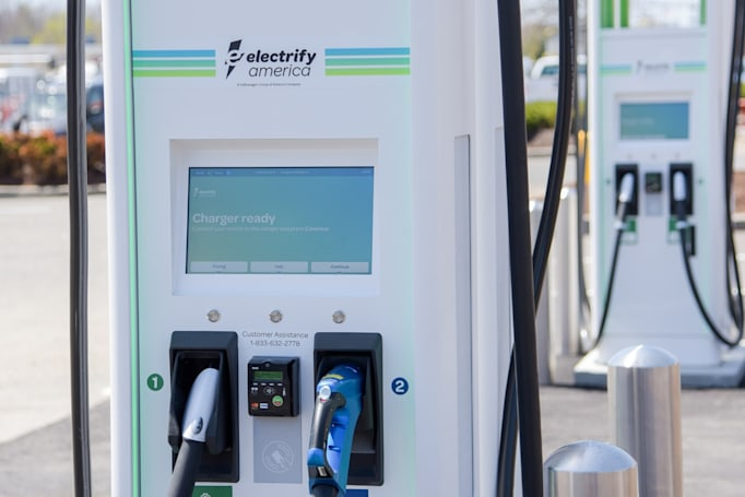 Walmart has more than 120 ultra-fast EV charging stations in 34 states
