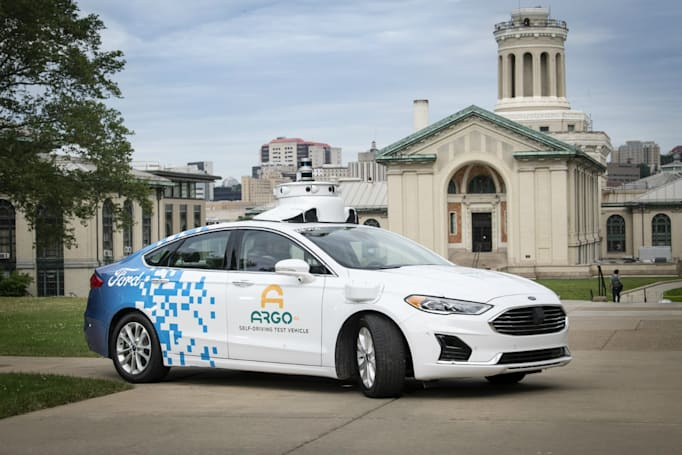 Carnegie Mellon will help Argo AI advance its self-driving vehicle tech