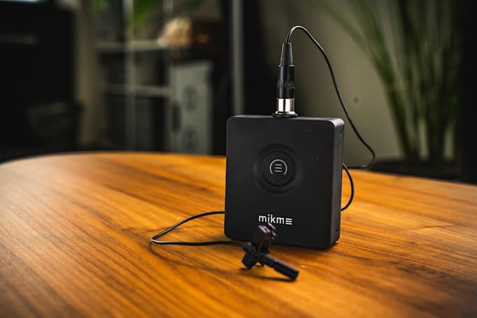 Mikme Pocket lets you record mobile audio like a pro