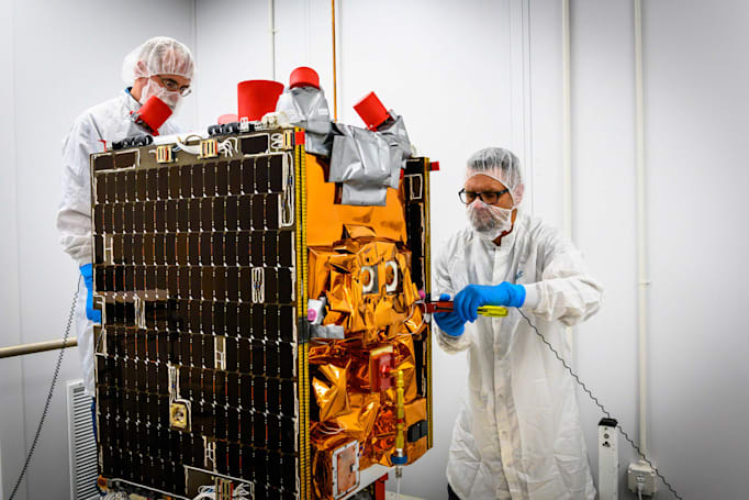 NASA spacecraft will use fuel that's safer for humans