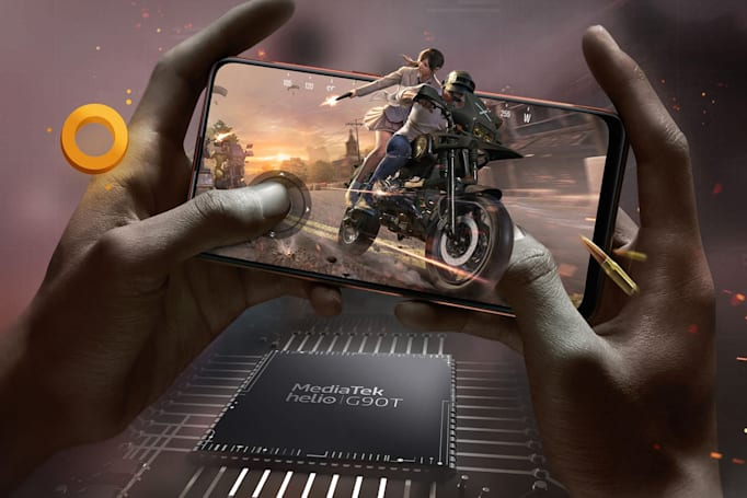 MediaTek's latest phone CPUs are built for gaming