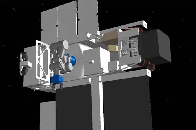 NASA backs demo that will 3D-print spacecraft parts in orbit