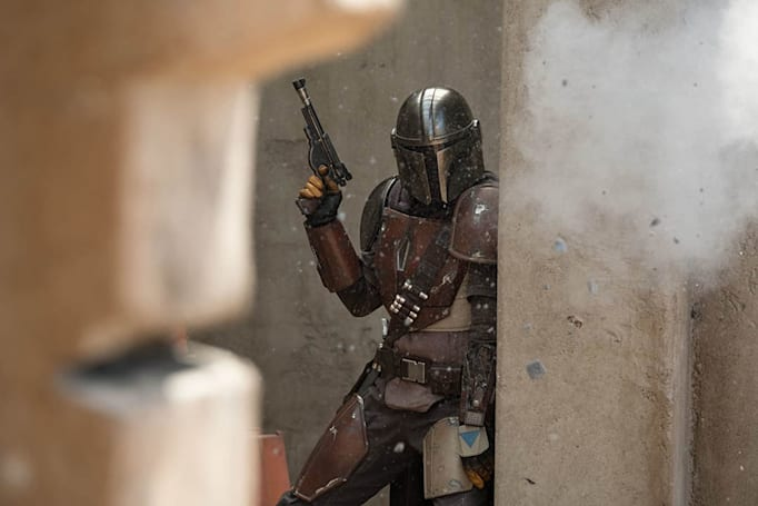 Jon Favreau is already working on season two of 'The Mandalorian'