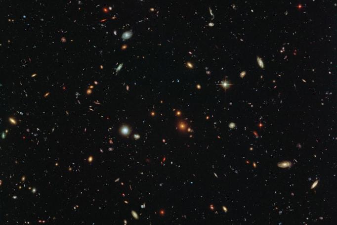 Supercomputer creates millions of virtual universes