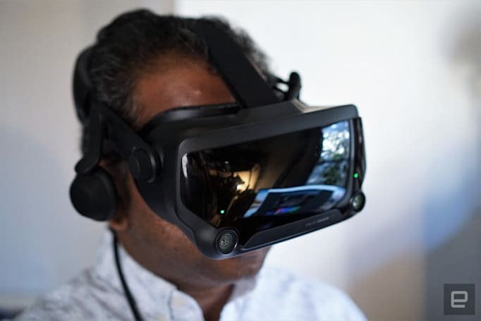 HTC's unlimited VR service comes to Valve Index headsets