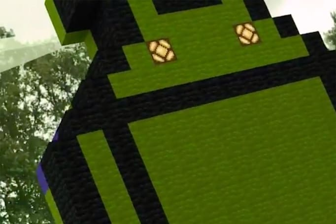 'Minecraft Earth' beta brings AR building to Android next week