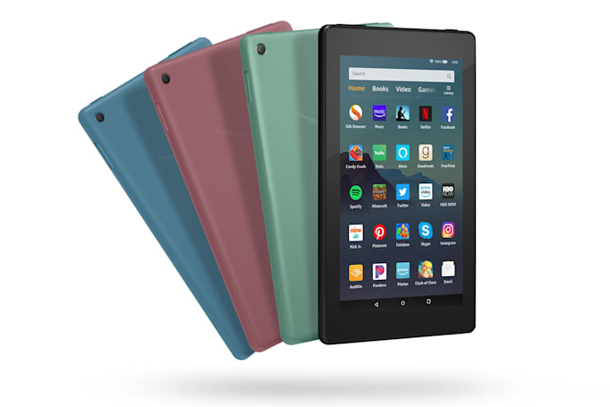 Amazon's Fire tablets and Kindles are on sale for Prime members