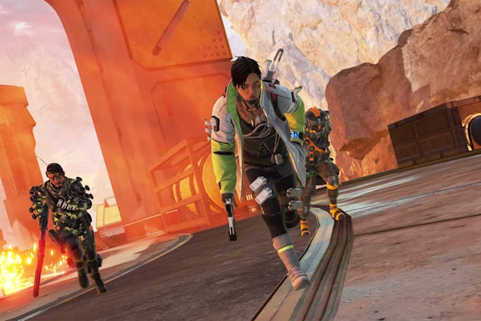 'Apex Legends' Season 3 debuts with a new hero and new map
