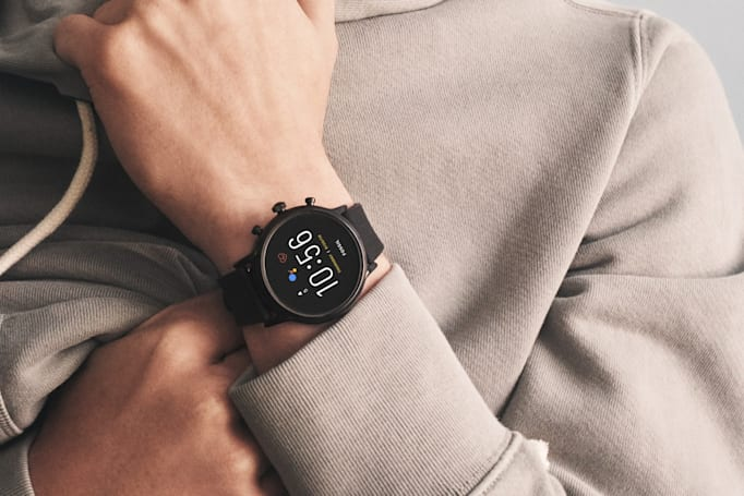 Fossil's latest Wear OS watches now make calls using iPhones