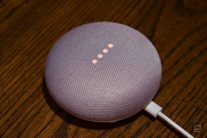 Google Home update leaves some speakers unusable