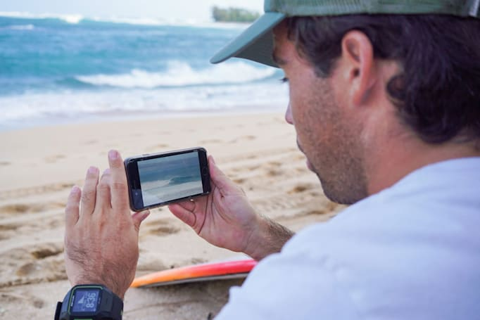 Rip Curl and Surfline team up to serve videos of your surf sessions