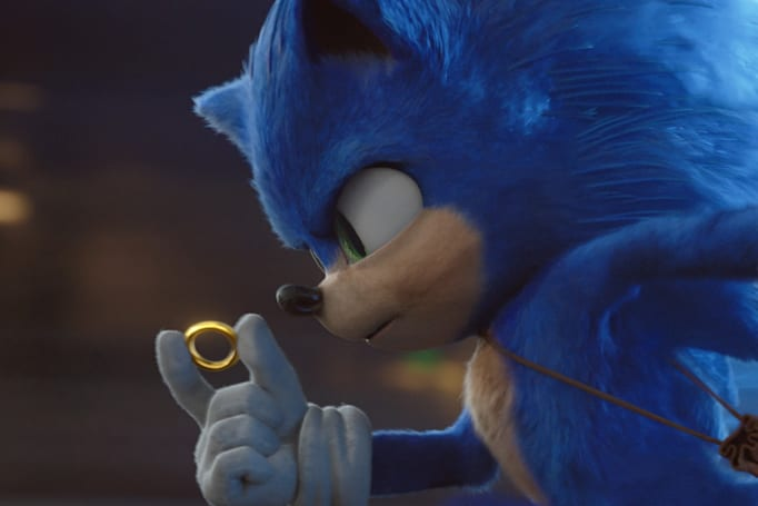 'Sonic the Hedgehog' breaks record for a video game movie debut