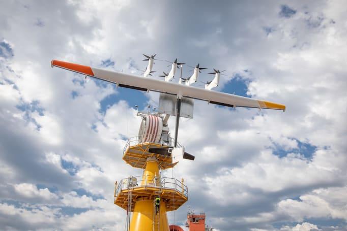 Alphabet quits work on its energy-generating kites