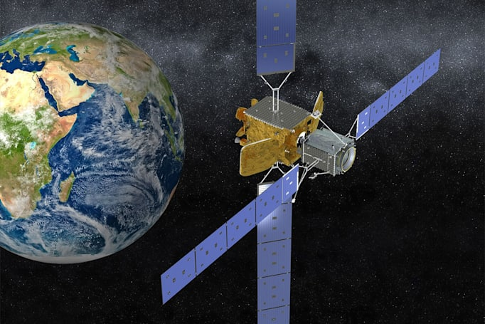 Northrop's satellite life extension spacecraft launches on October 9th (updated)