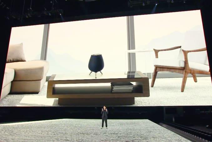 Samsung delays its Galaxy Home smart speaker to Q3