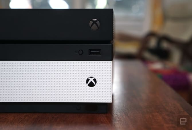 Xbox One mouse support is available in preview