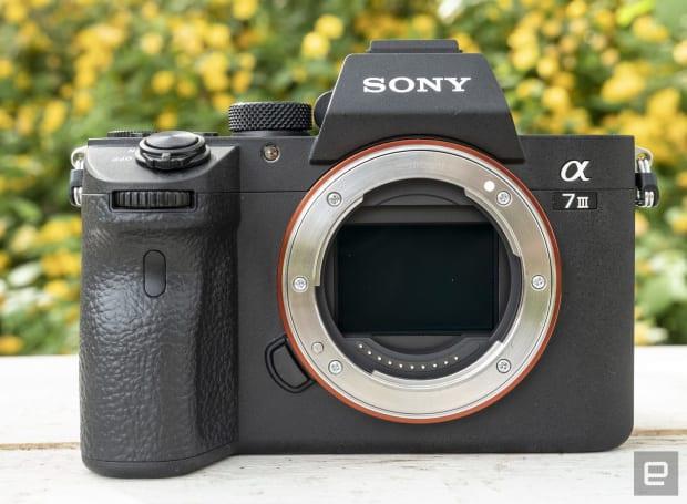 Why Sony still dominates the full-frame camera market