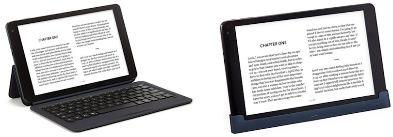 Barnes & Noble's latest Nook tablet can turn into a makeshift laptop