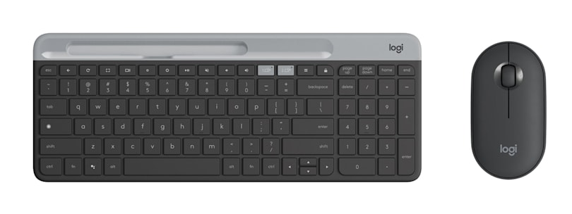 Logitech unveils its first mouse and keyboard built for Chrome OS (updated)