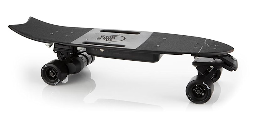 Riptide's latest electric skateboard carves like a surfboard