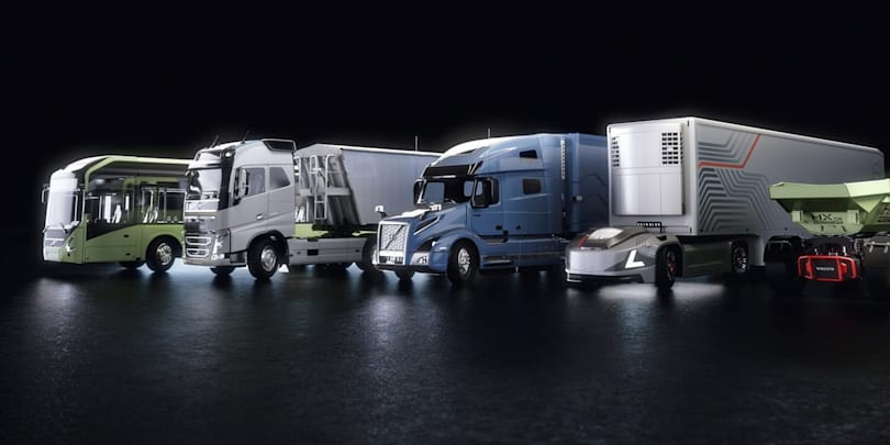 Volvo's self-driving buses and trucks will run on NVIDIA tech