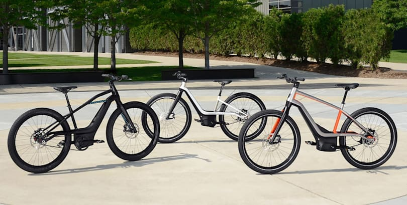 Harley-Davidson is exploring electric bicycles