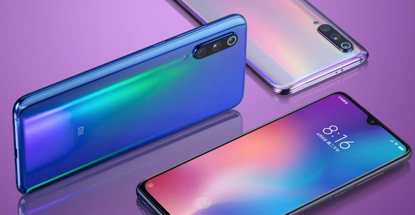 Xiaomi's triple-camera Mi 9 has a fast 20W wireless charger