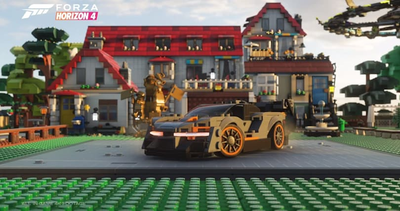 'Forza Horizon 4' gets a Lego expansion this week