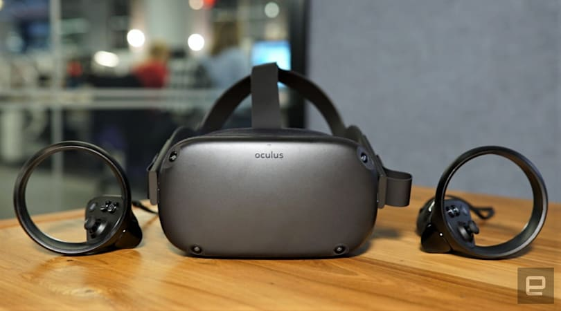 Oculus blocks SteamVR streaming on Quest