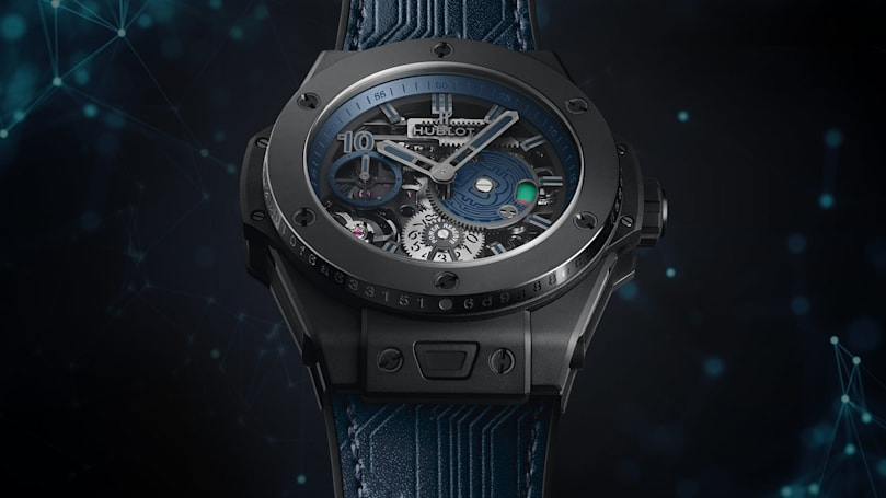 Hublot's $25,000 watch can only be purchased with Bitcoin