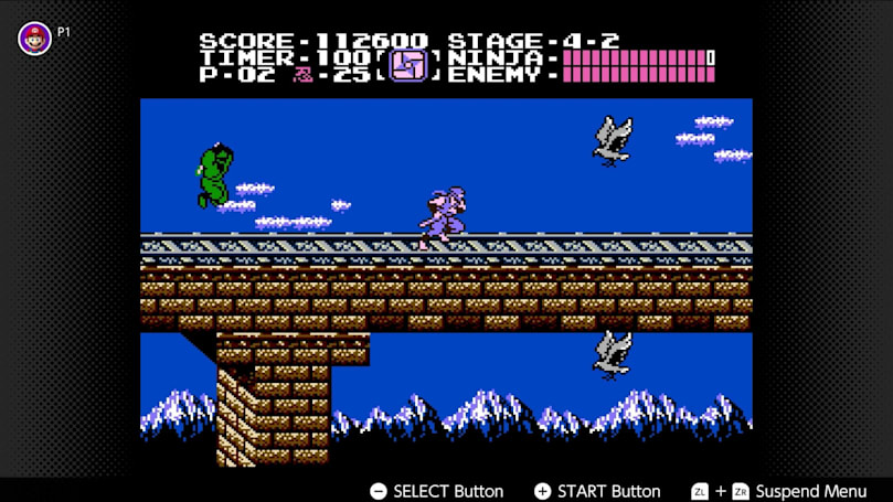 'Ninja Gaiden' and other NES classics are coming to Switch Online