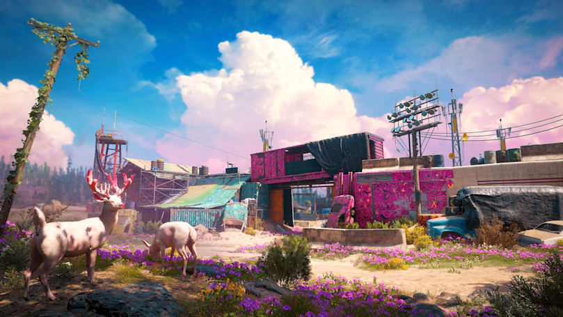 'Far Cry New Dawn' turns Hope County into a nuclear wasteland next year