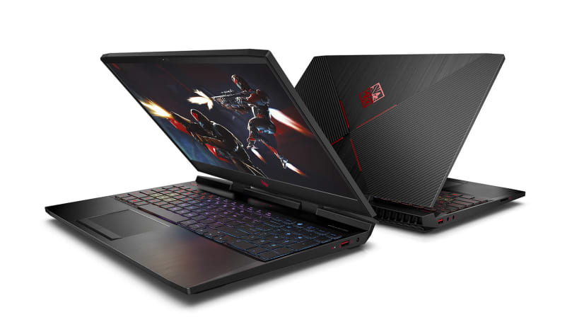 HP's Omen 15 is the first gaming laptop with a 240Hz display