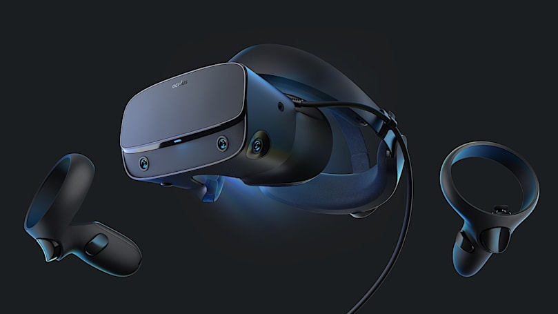 The Oculus Rift S is impressive but unnecessary