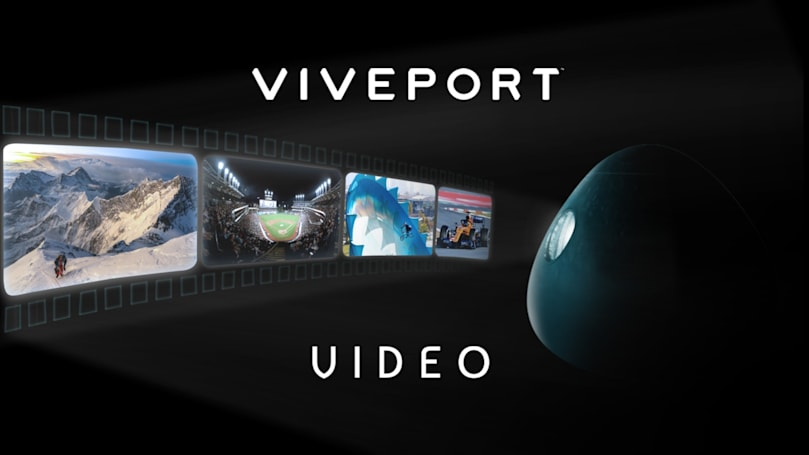 HTC's Viveport Video service will work on rival VR headsets