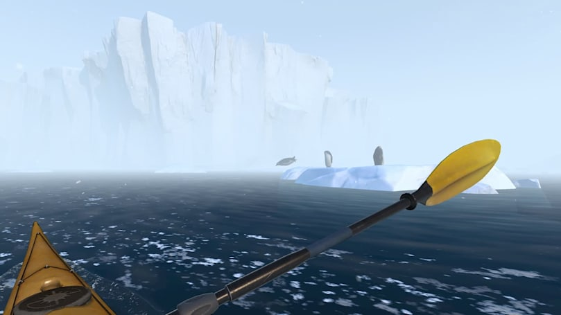 National Geographic is bringing an Antarctic adventure to Oculus Quest