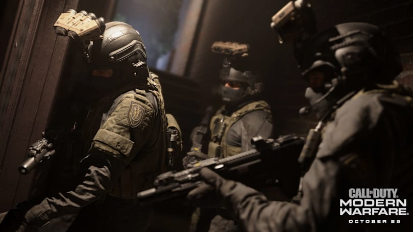 'Call of Duty: Modern Warfare' arrives October 25th with cross-play