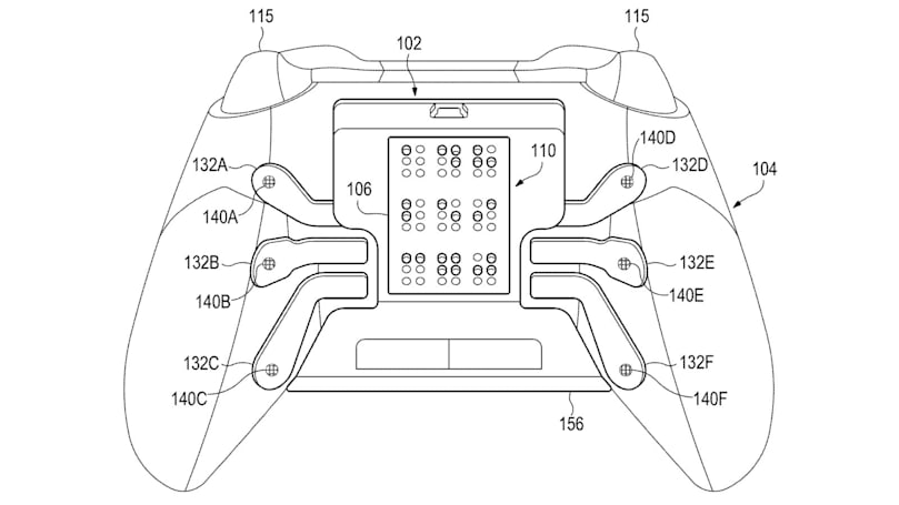 Microsoft designs an Xbox controller with Braille