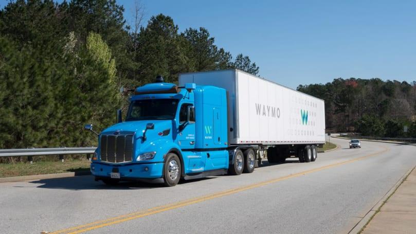 Waymo hires former Anki staff to lead its self-driving trucks