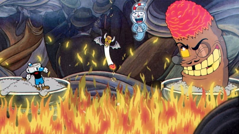 'Cuphead' will be available to play in Tesla cars