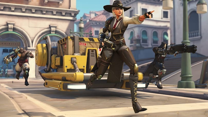 Blizzard will shut down 'Overwatch' matches when it spots cheating
