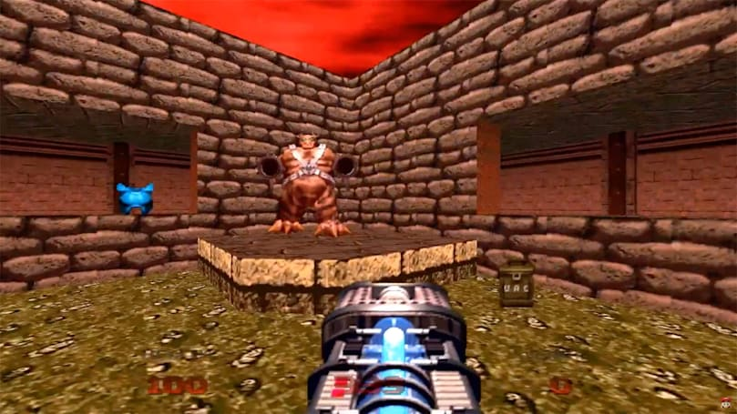'Doom 64' is reborn on Switch November 22nd