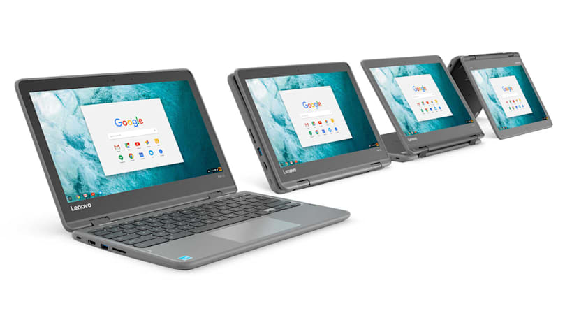 Google extends update support on some Chromebooks until 2025