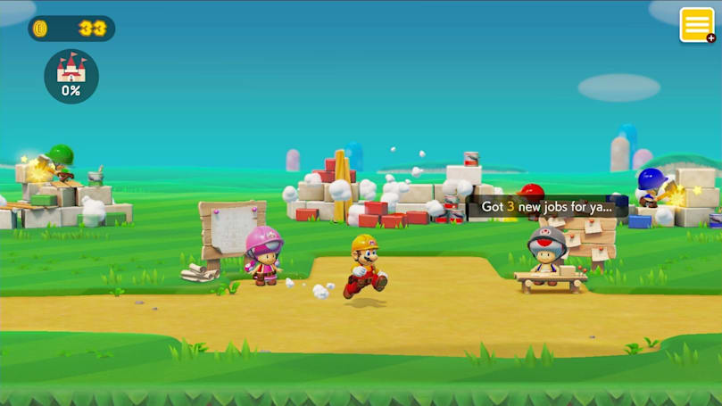 'Super Mario Maker 2' update lets you play with friends online